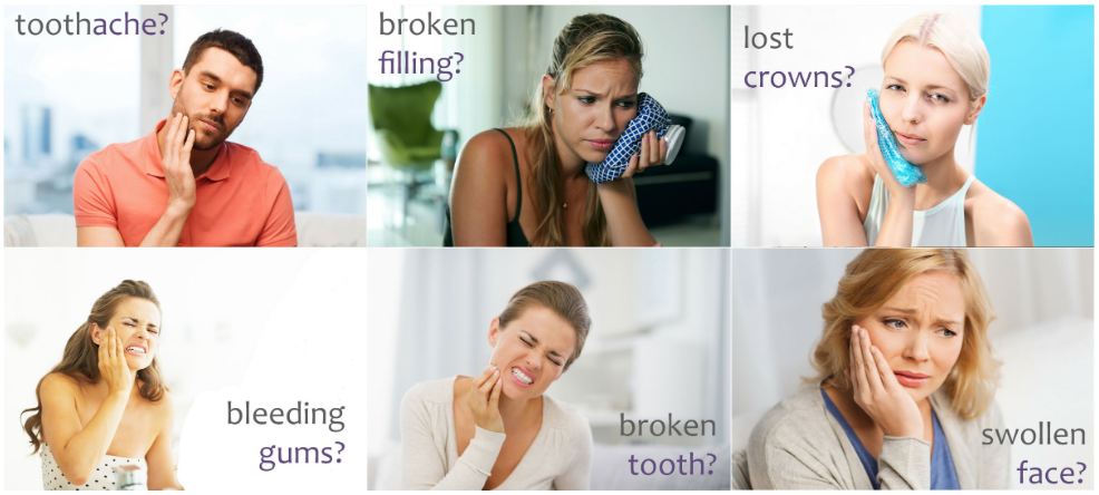 smile with us emergency dentist