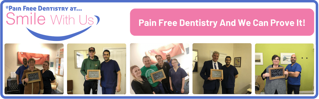 Pain Free Dentistry And We Can Prove It!