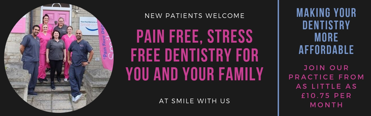Smile With Us New Patient Offer